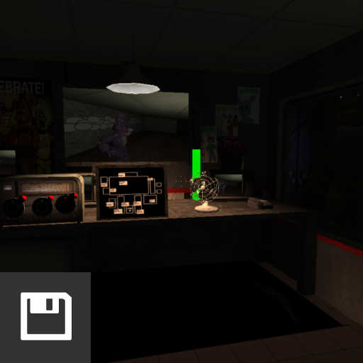 Steam workshop new fnaf office kitchen camera