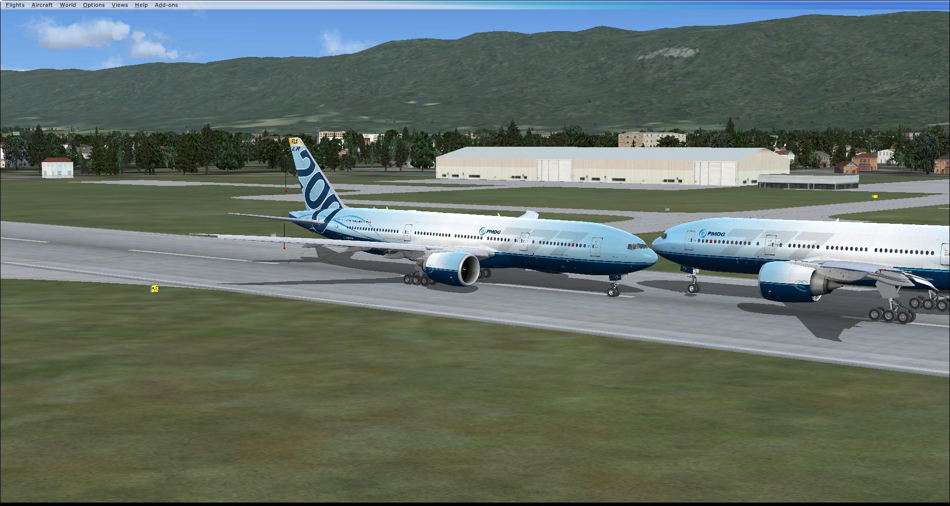 Add On Flight Simulator X