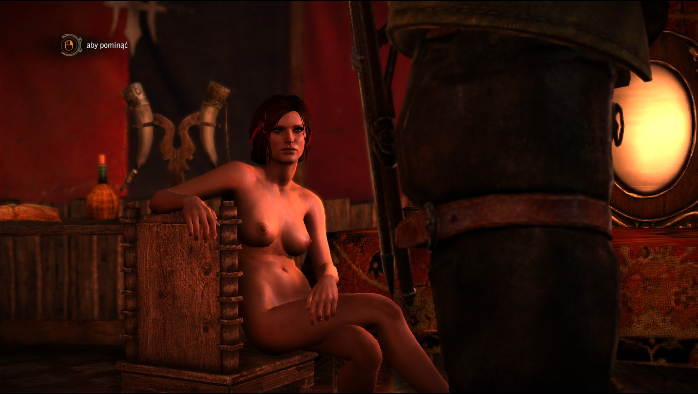 Fuck guys Witcher 3 triss naked gifs mummy! When