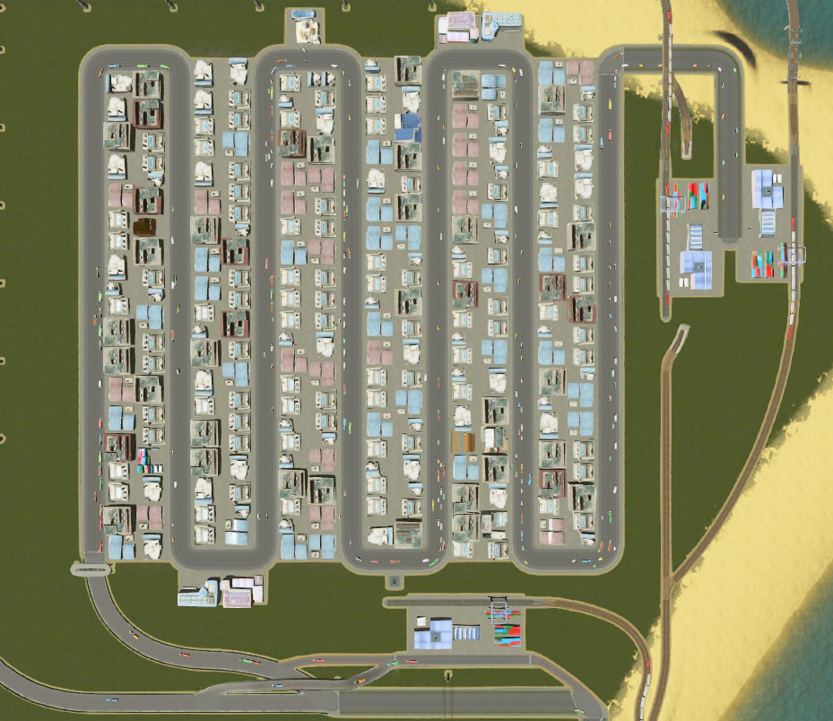 Steam Community :: Guide :: BEST Industrial Layout (NO