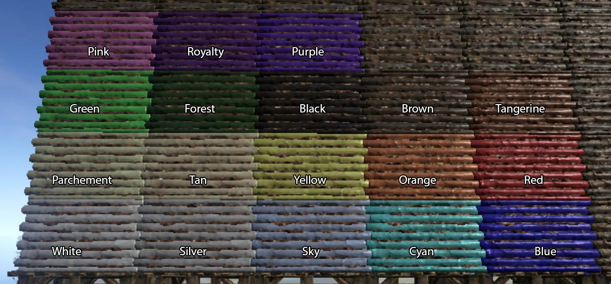 Ark survival evolved как сделать краску