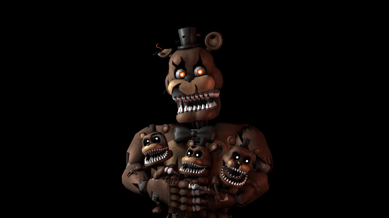 Five Nights at Freddy's 4 / Heartwarming - TV Tropes