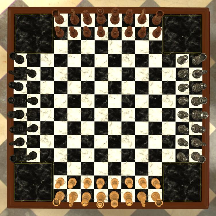 Steam Workshop 4 Player Chess