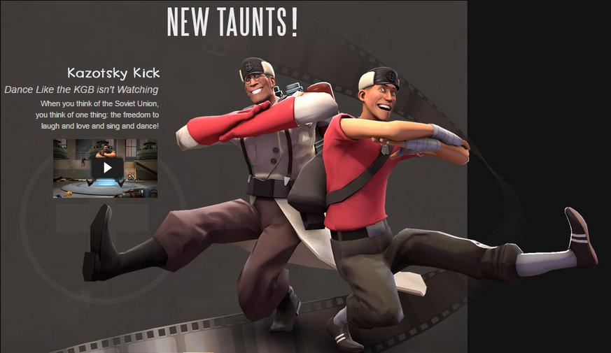 Steam Community :: Guide :: Team Fortress 2: Gun Mettle Update (Unusual weapons!)