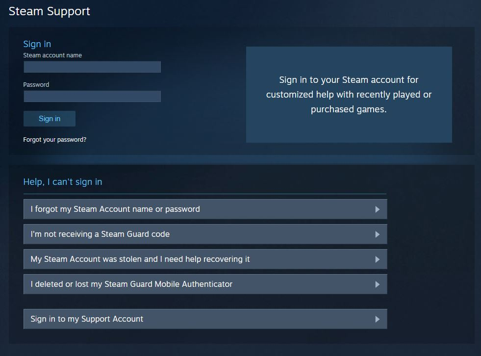 Account Name: Steam Community :: Guide :: How To Use The Steam Mobile