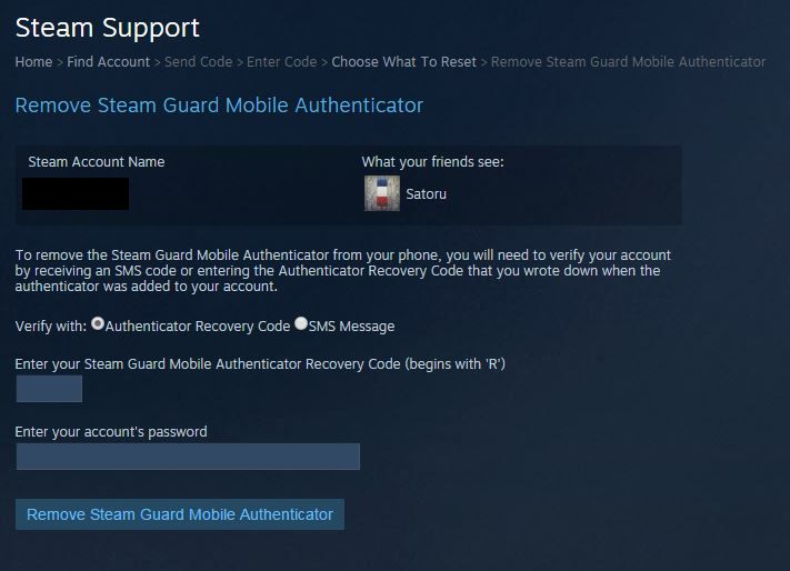 how to change steam username id