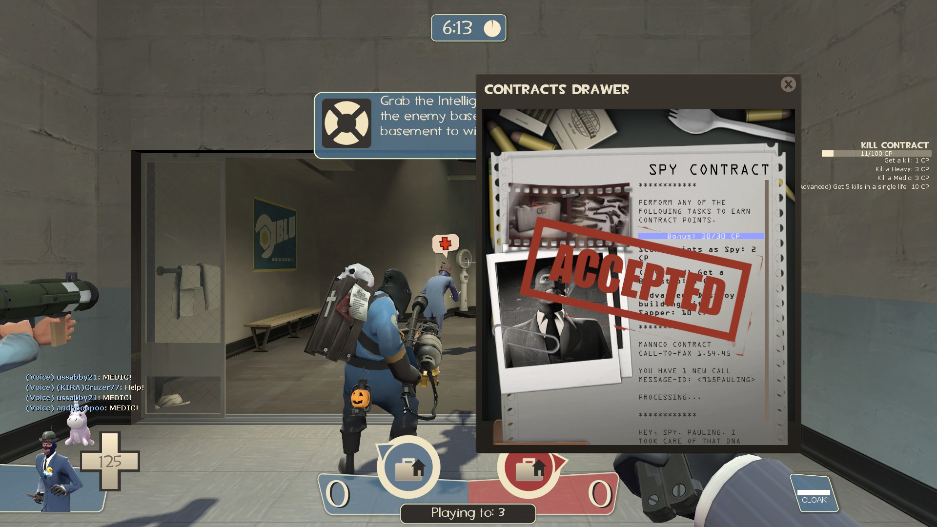 tf2 contract server