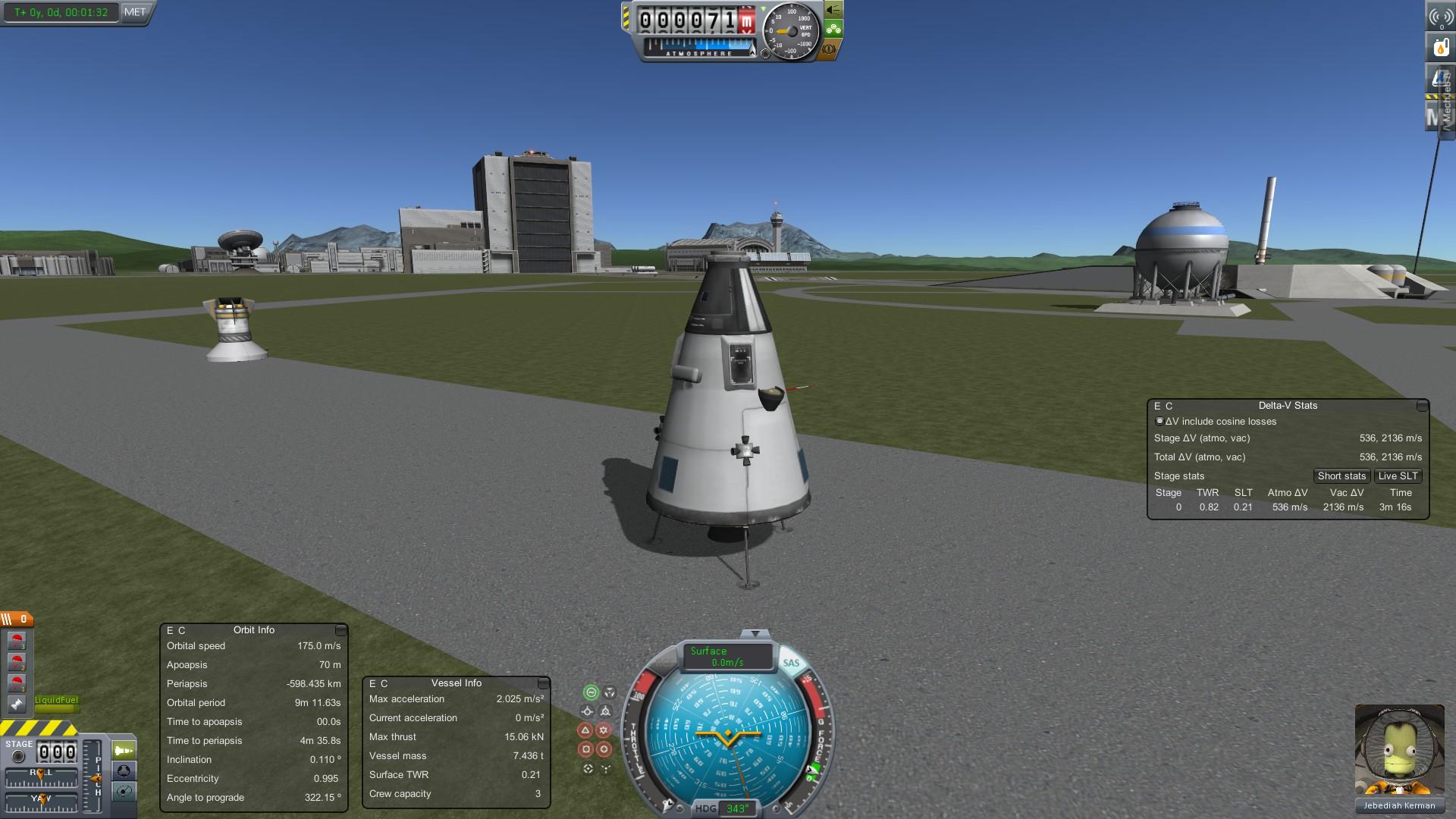 """Выстрел"" на орбиту"