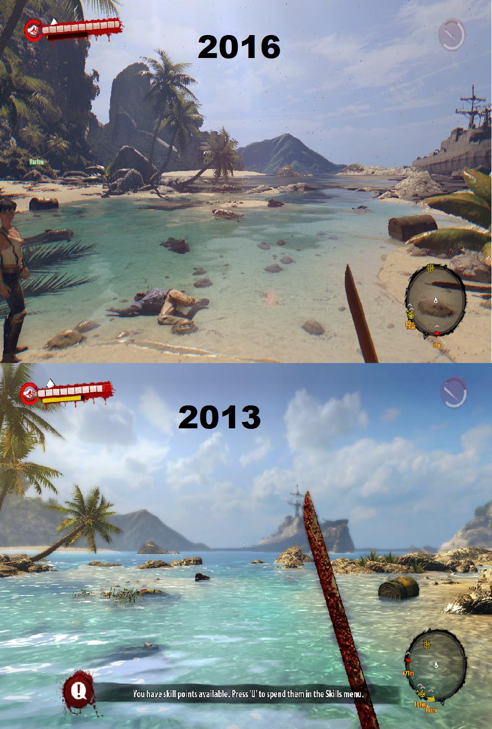 Dead Island Definitive Edition Change Fov