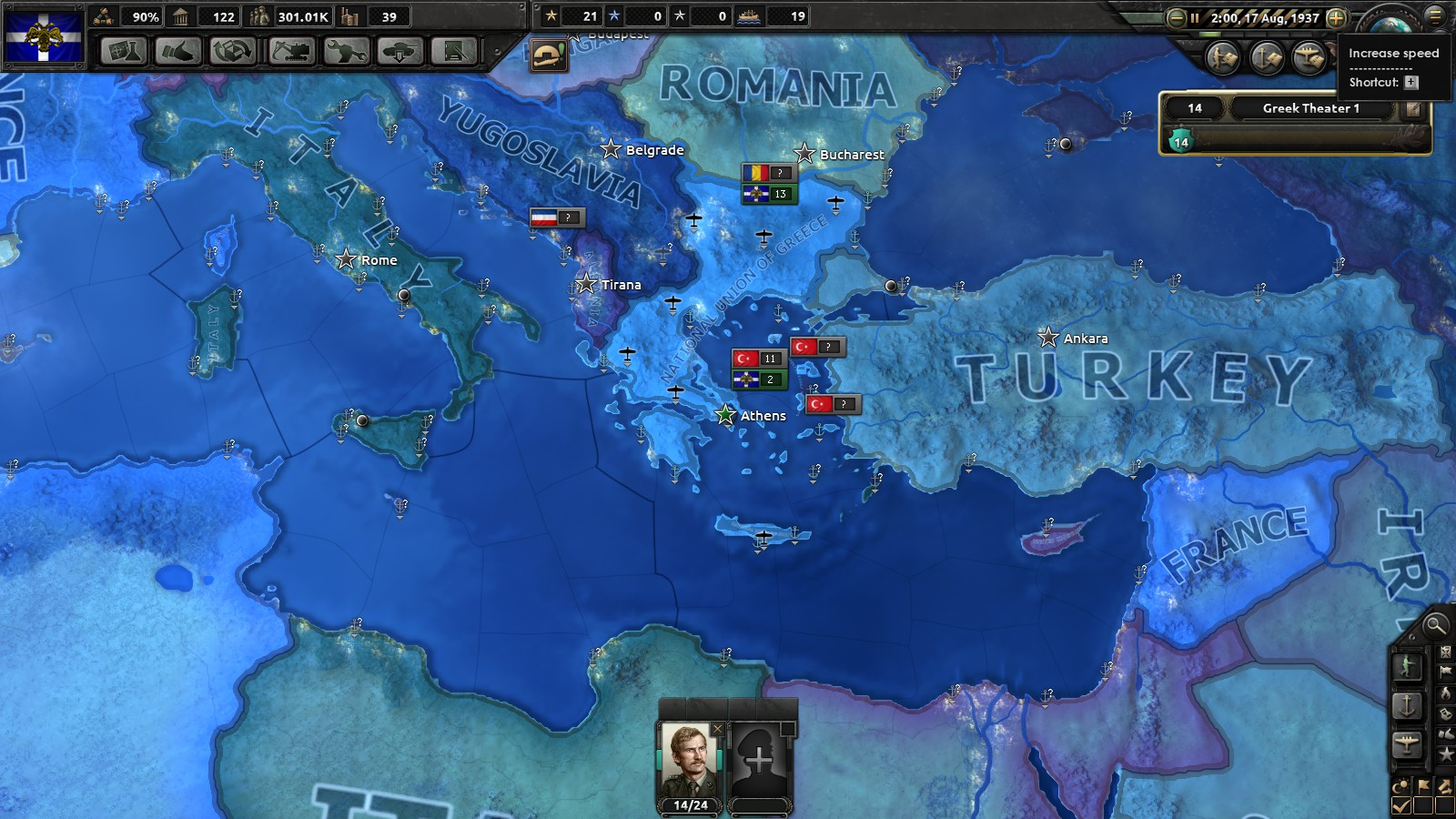 The Phoenix Rises: Fascist Greece AAR | Paradox Interactive