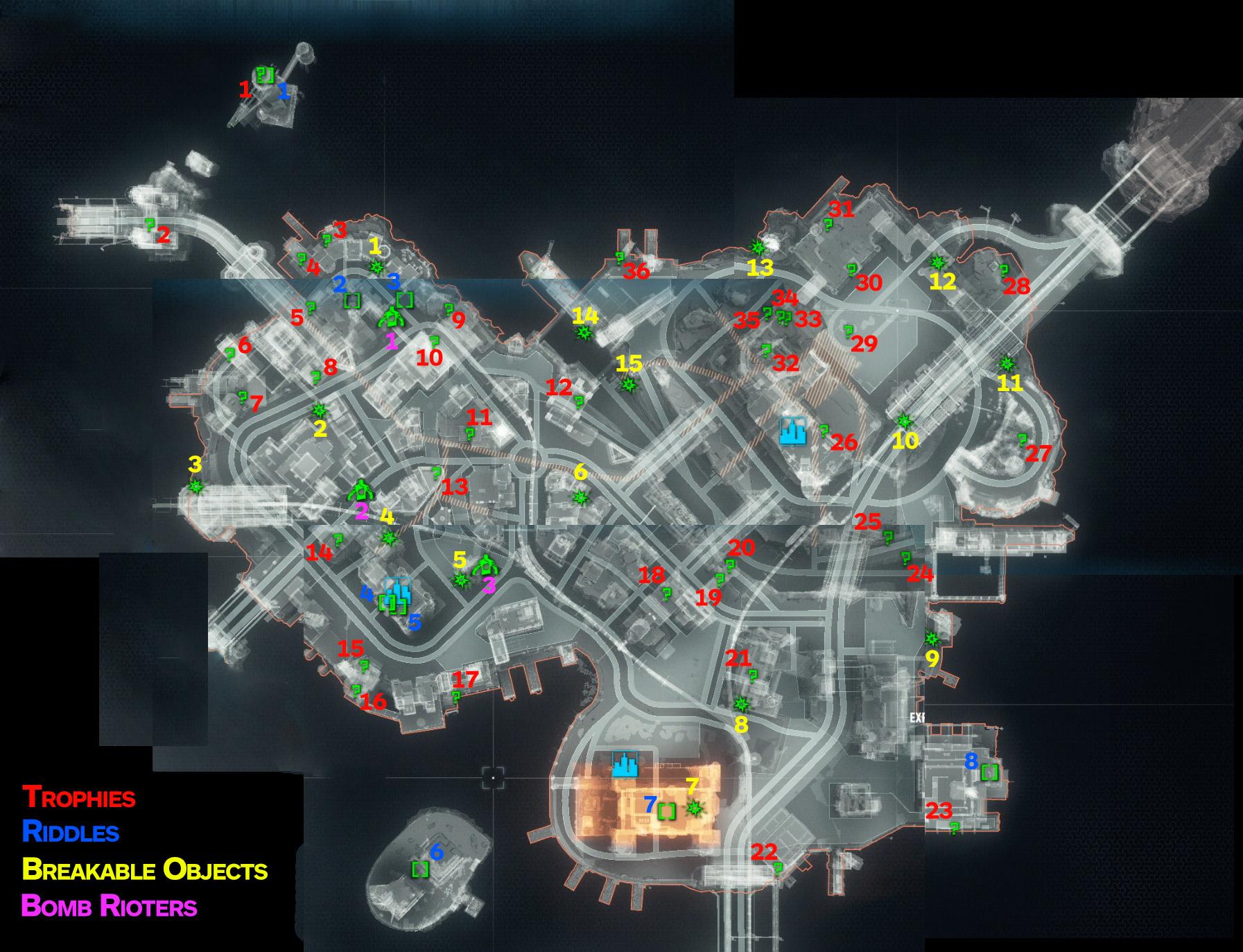 Steam Community :: Guide :: Batman™: Arkham Knight Riddler ...