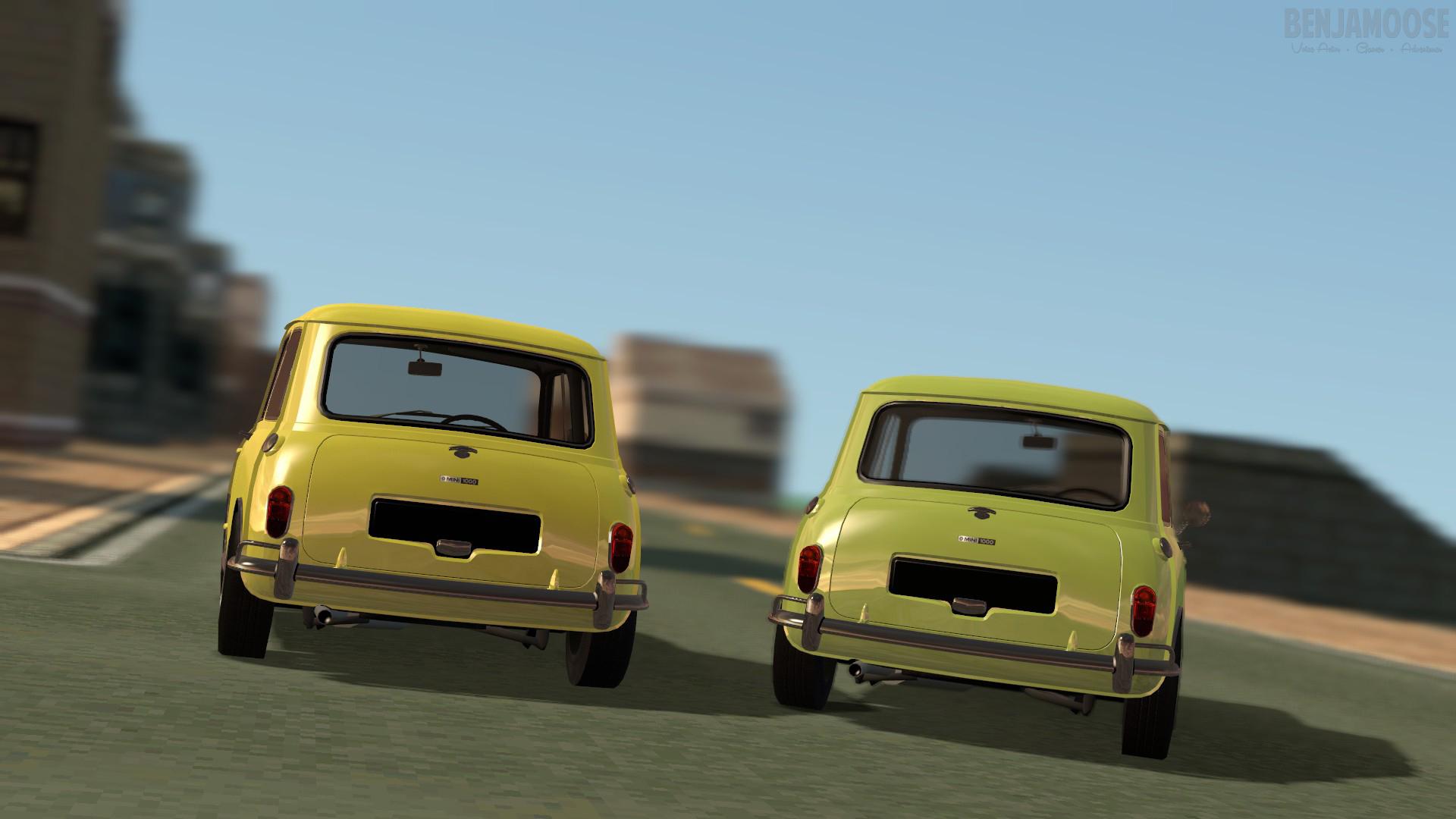 Mr Bean Car Forza Horizon