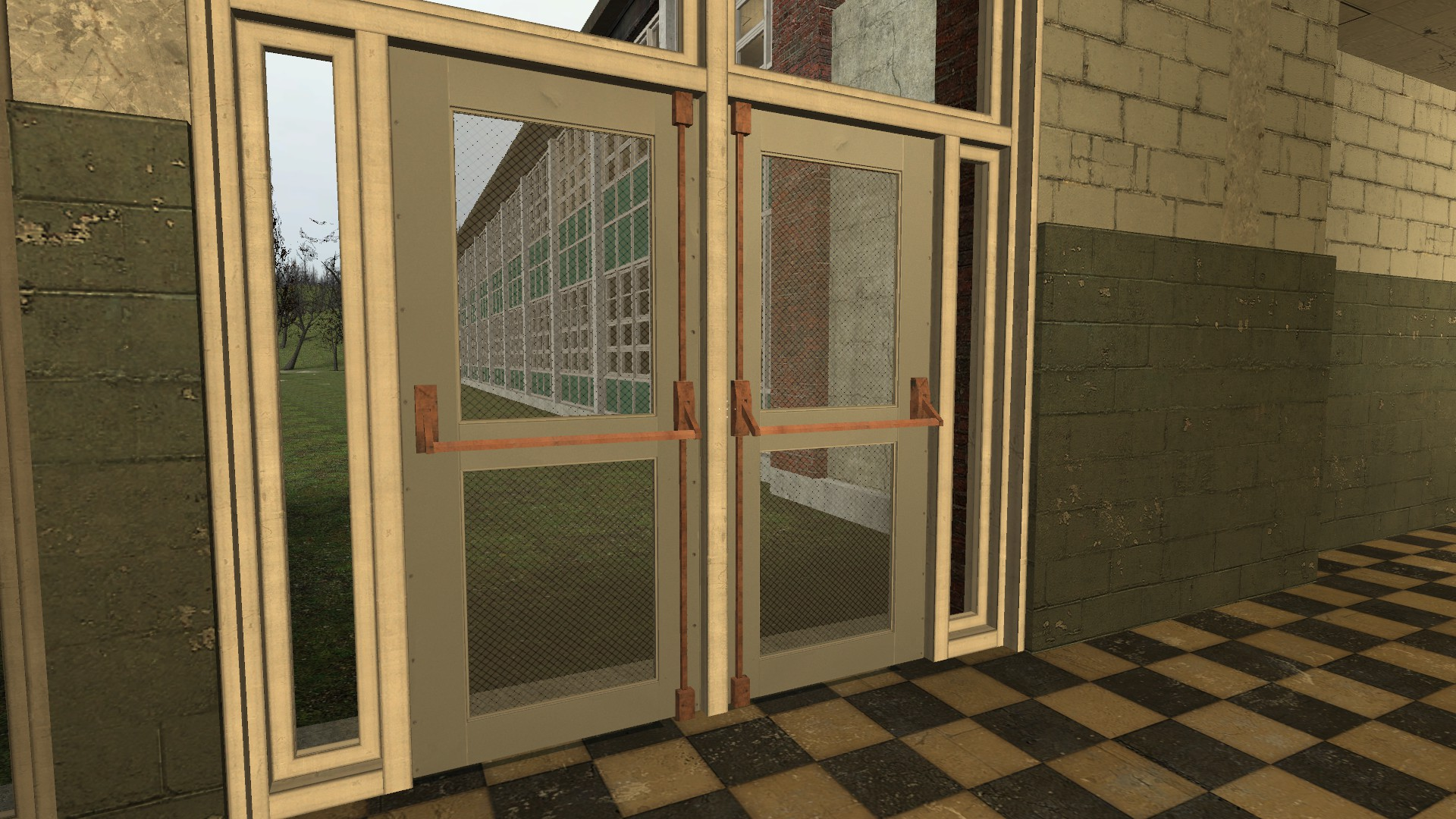 Imvu door textures room door texture pilotproject org - The Texture Will Probably Need To Be Refined A Bit But At Least The Models Are In Image Number 54 Of Door Textures