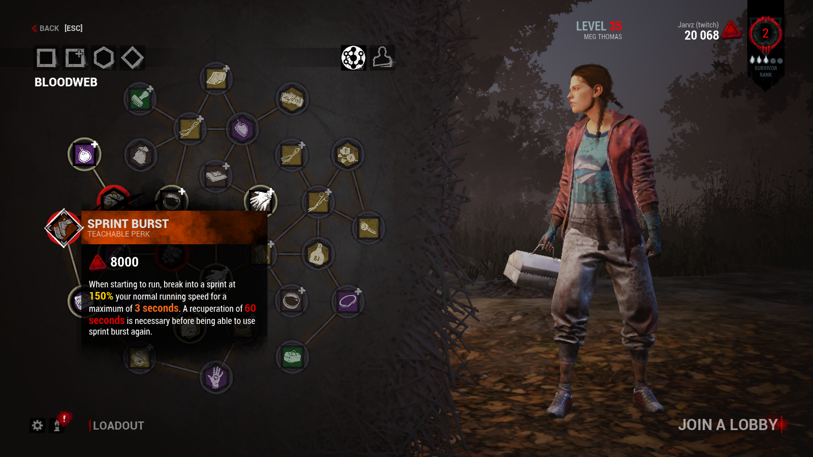 how to keep your items dead by daylight