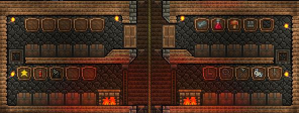 Image Result For Terraria Best Magic Build