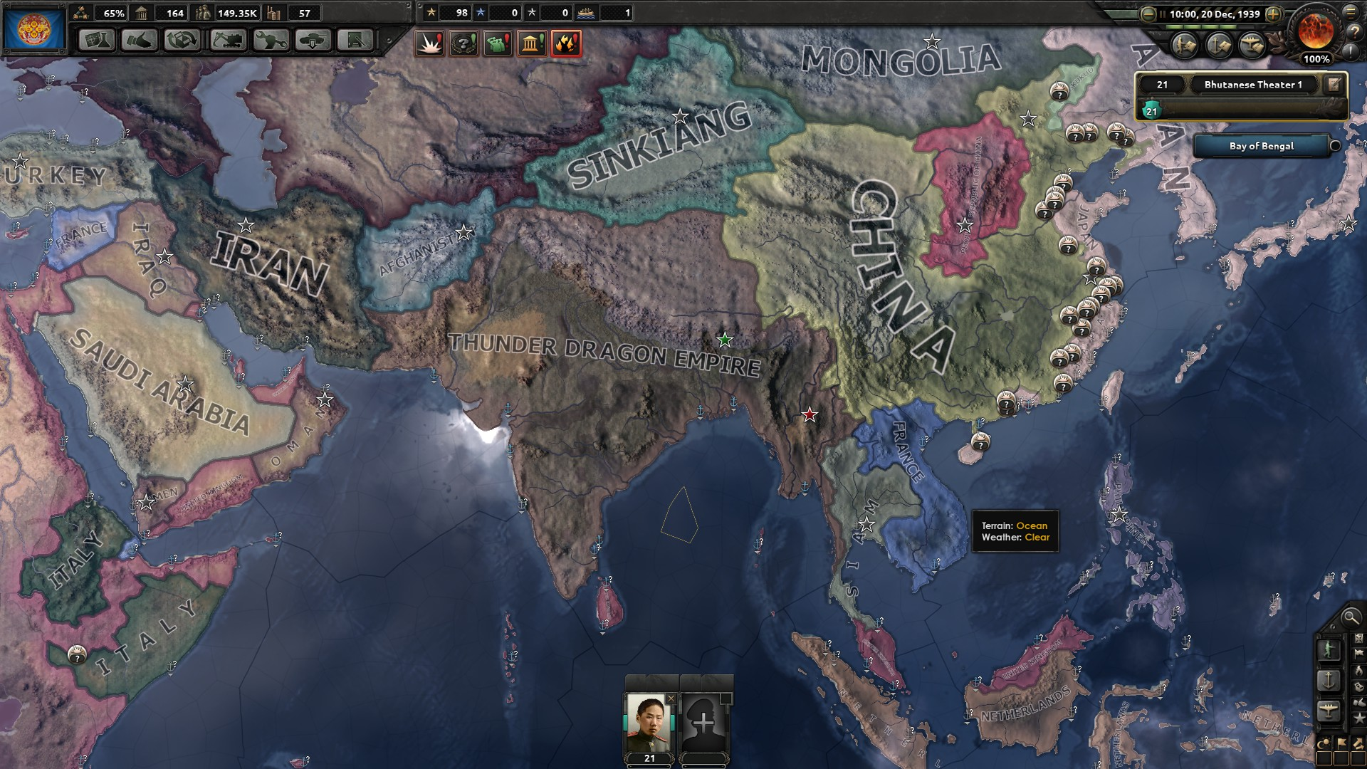 Post your HOI4 Empire | Paradox Interactive Forums