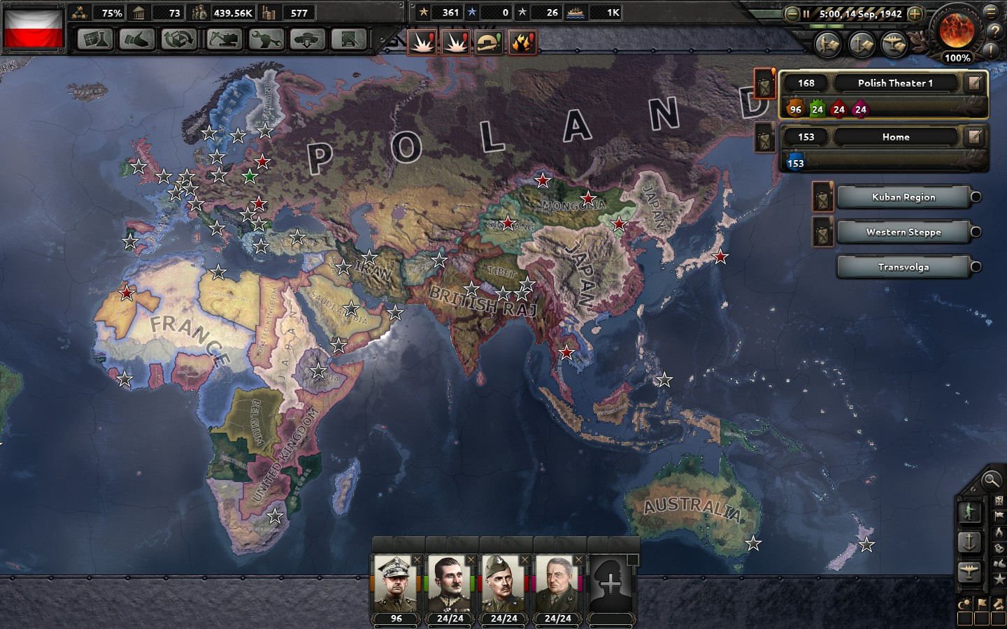 Trying to survive as Poland | Paradox Interactive Forums