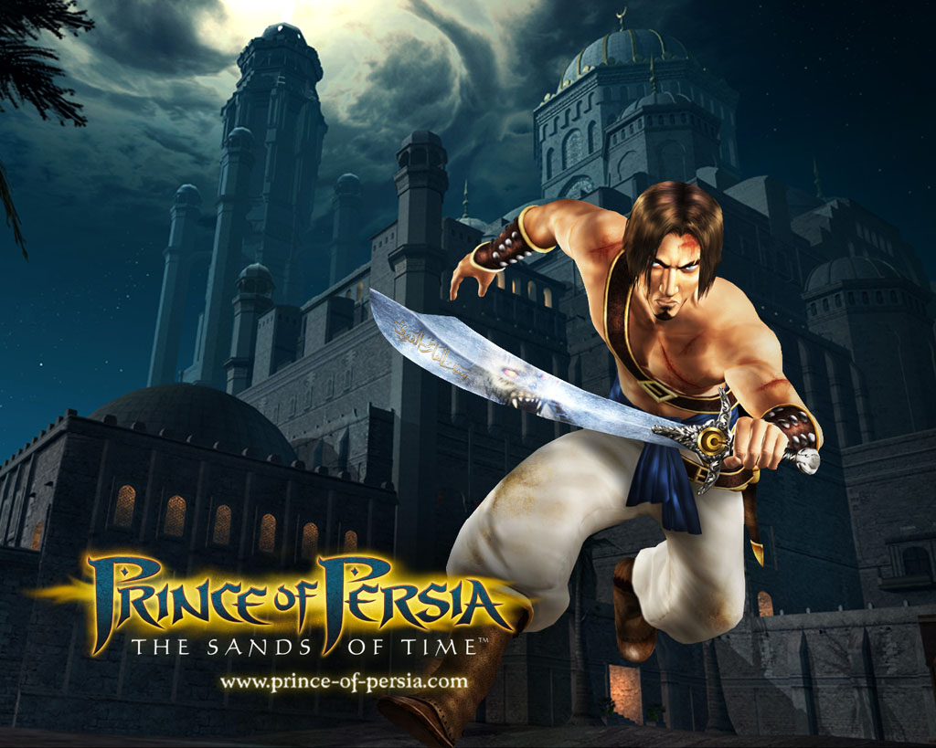 Prince of persia how do you go  anime picture