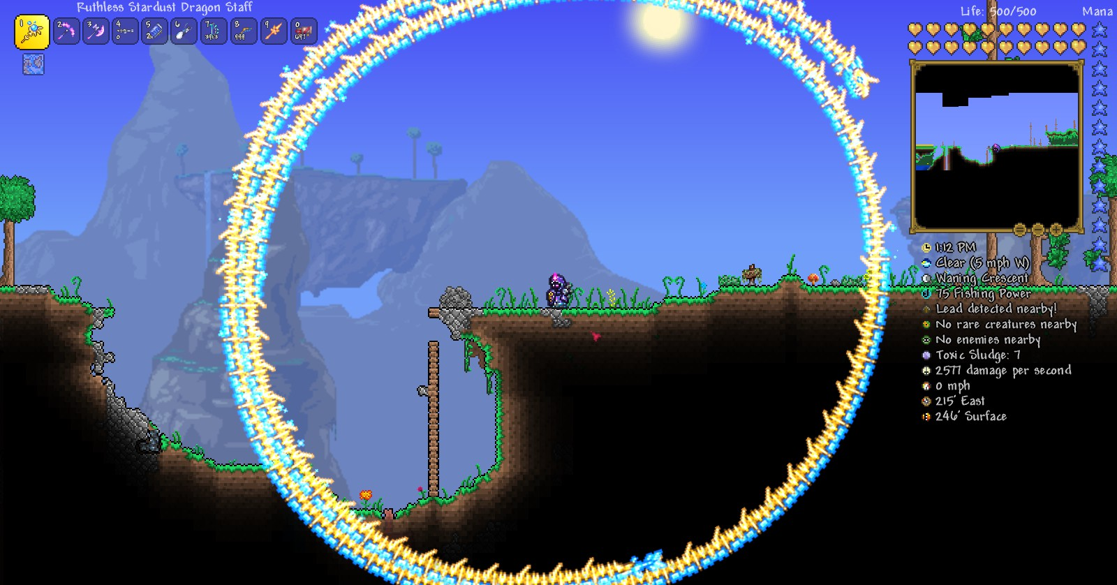 Terraria V8 - *insert witty title about upcoming update ...
