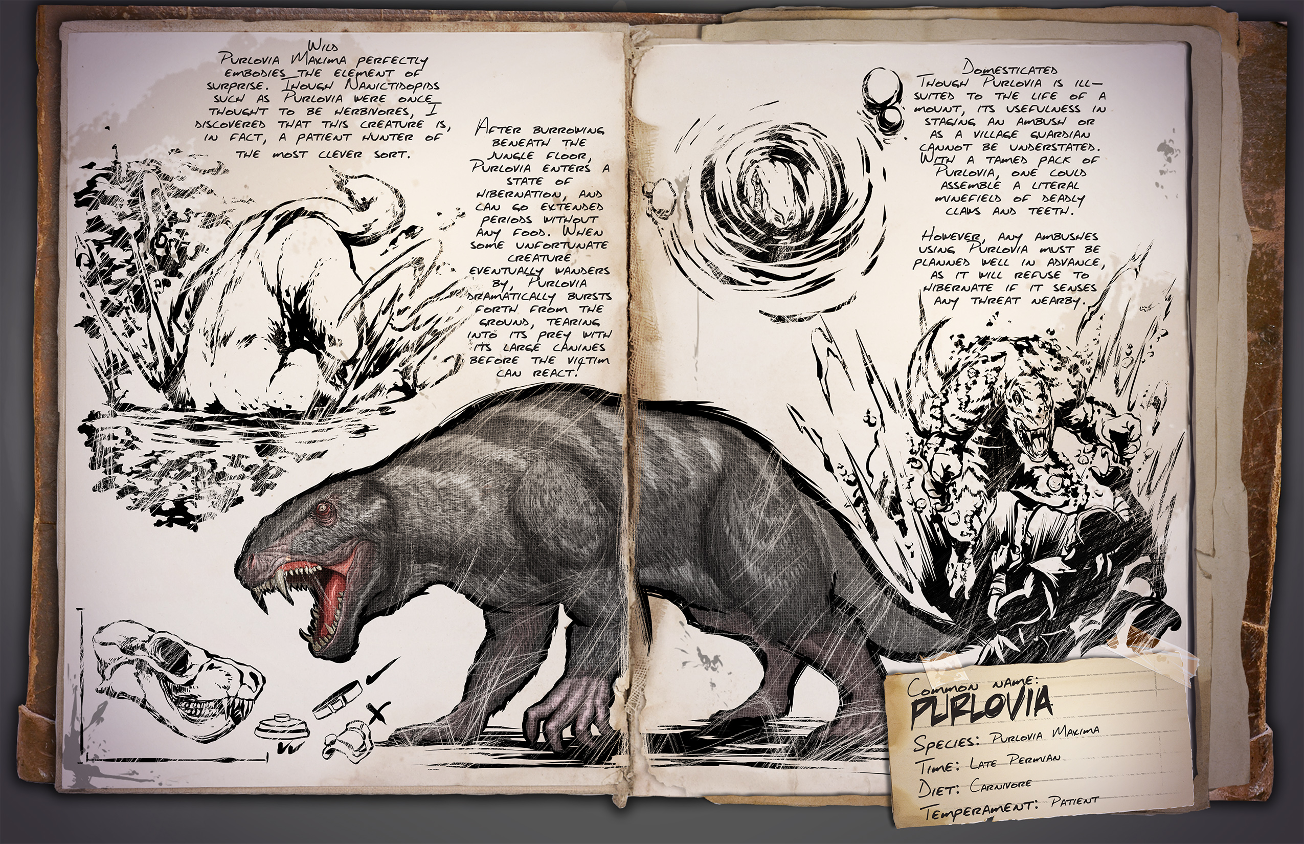 Ark - Purlovia and Upcoming Biome Changes