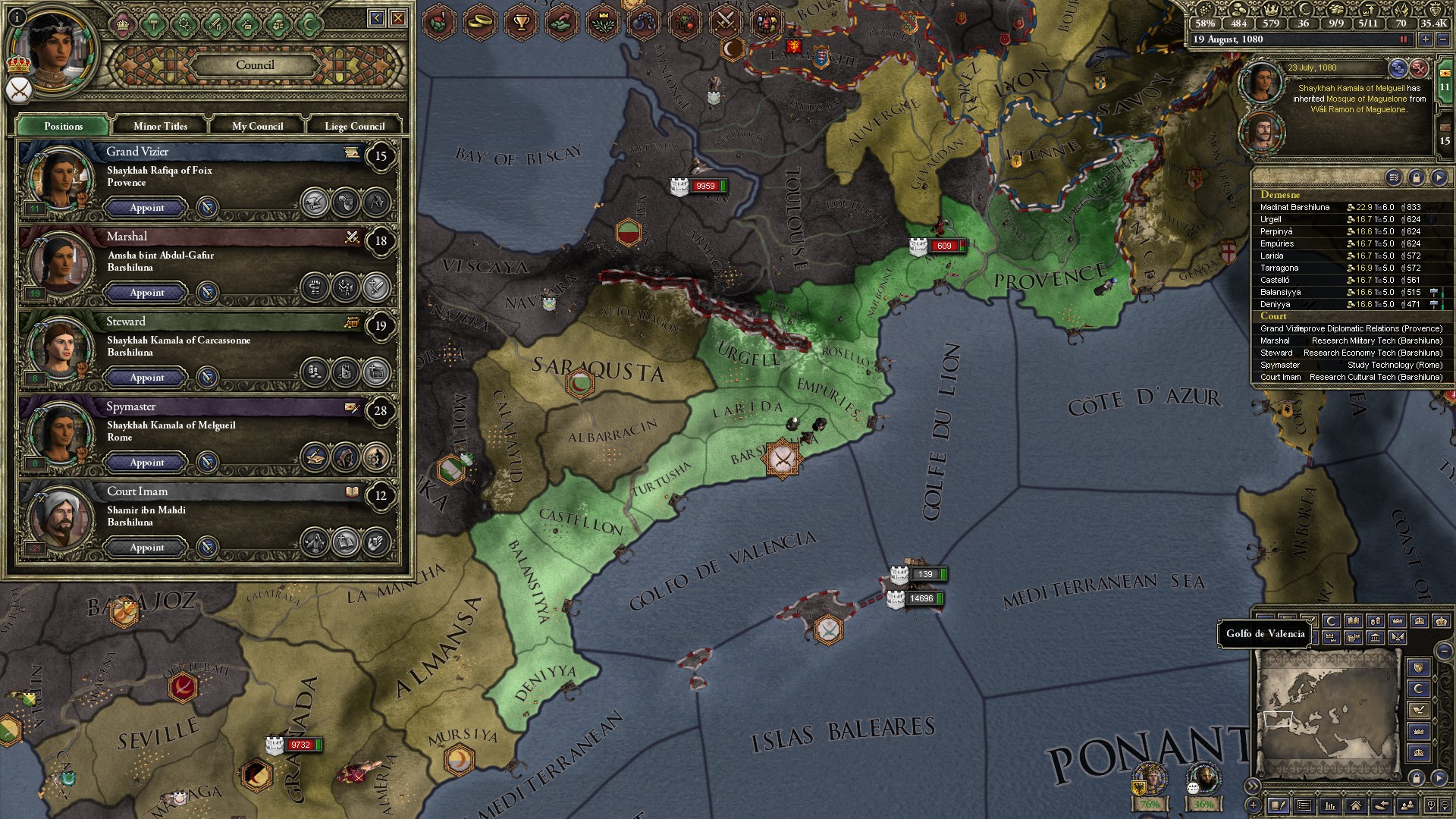 Crusader Kings II: Holy Fury or Holy FURRY? - Page 13