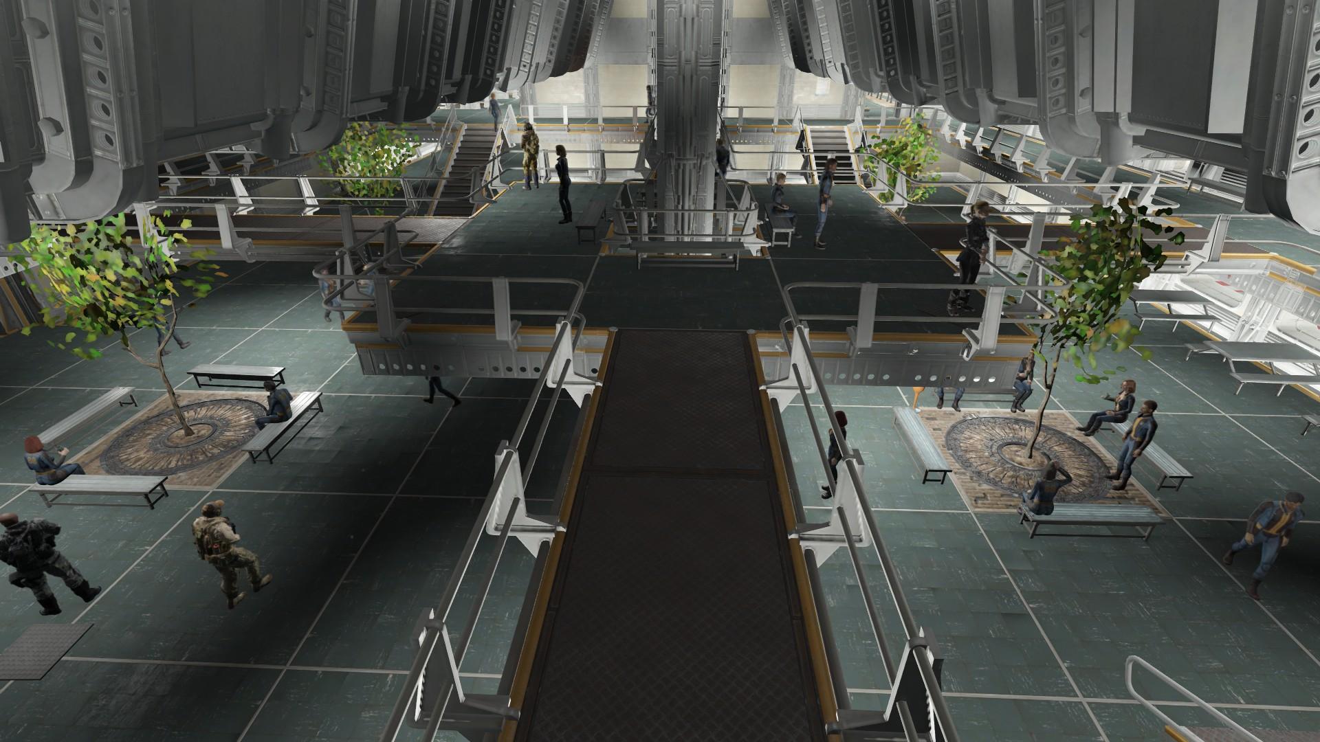 FO4 [Vault Workshop] Building Vaults? 03F9CDF549C89F9DED56640D55B58E2CAAFC251B