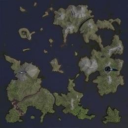 how to run a custom map ark with mod
