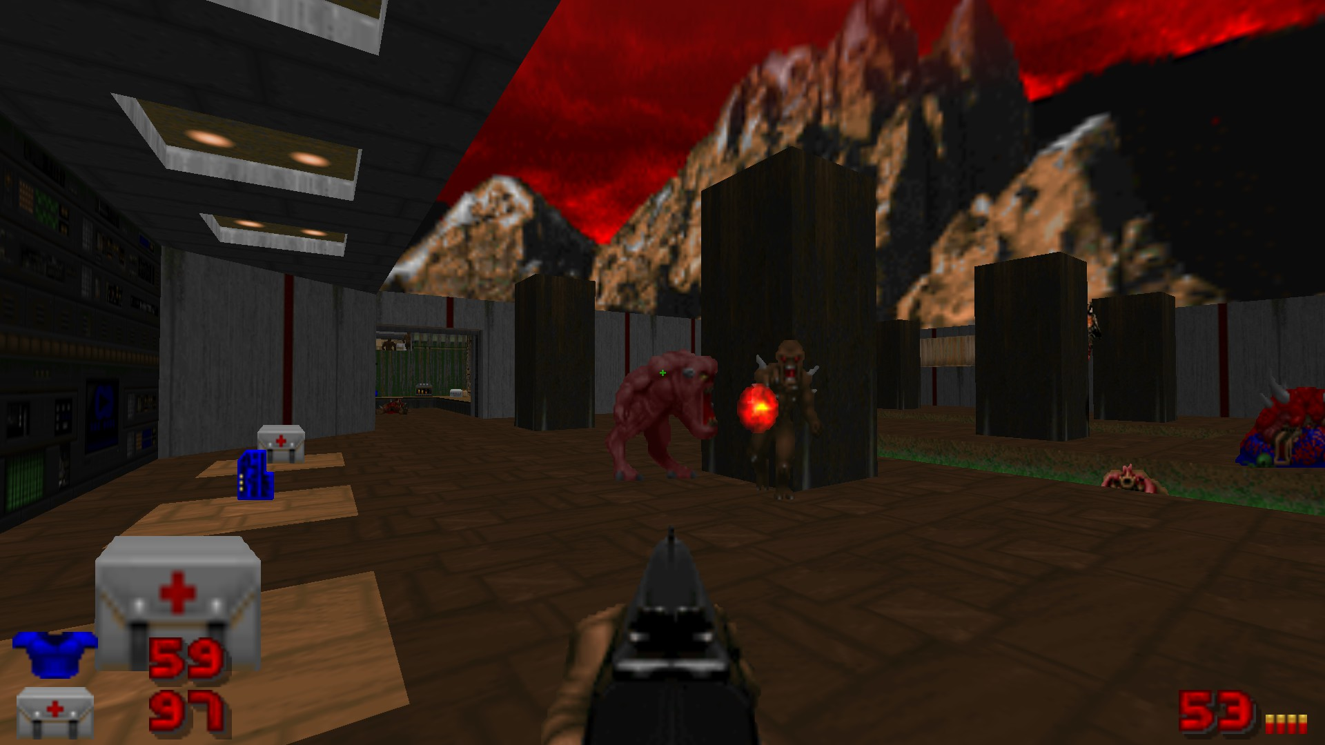 DOOM Classic Complete Mod-WAD-And-Kill-All | Gamers With Jobs