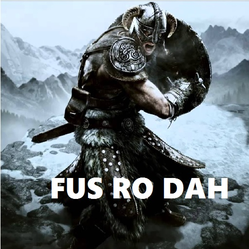 Steam Workshop    Unrelenting Force  Fus Ro Dah  No Recharge Time