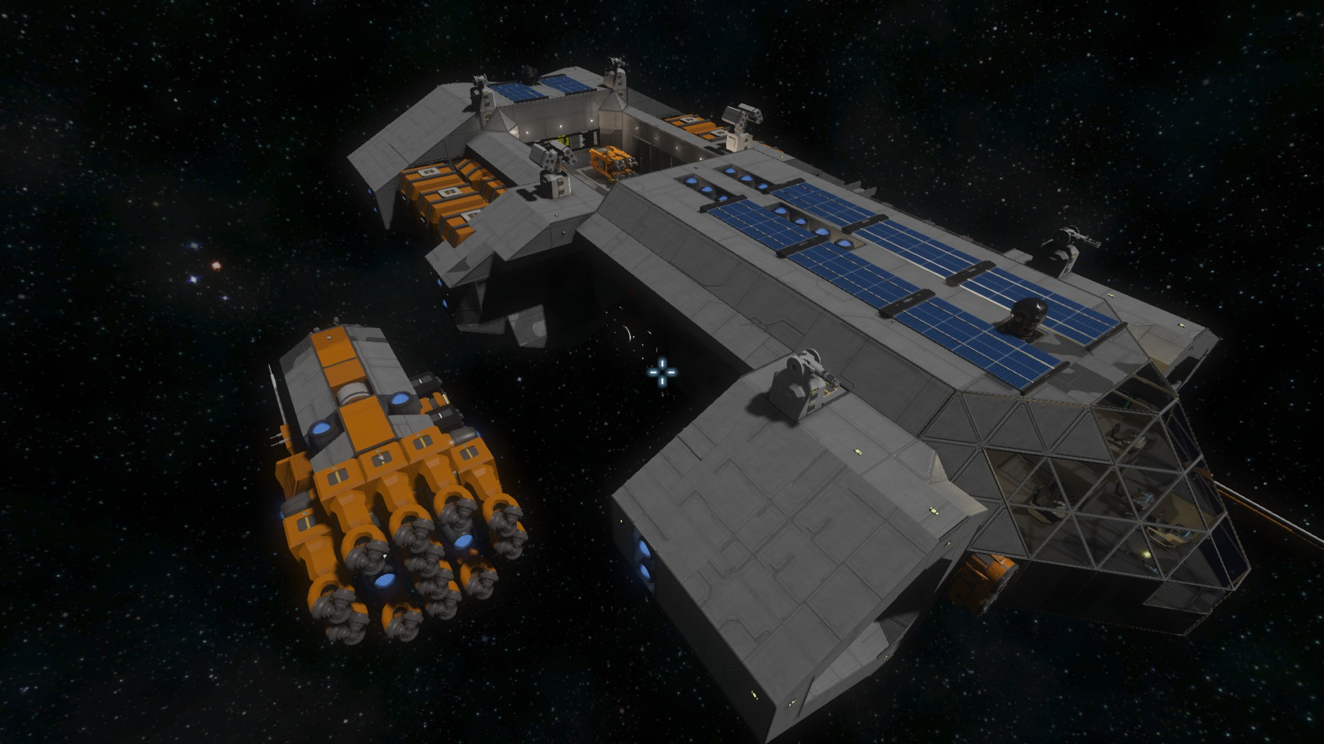Contest from concept to creation june prospector keen software house forums - Small reactor space engineers gallery ...