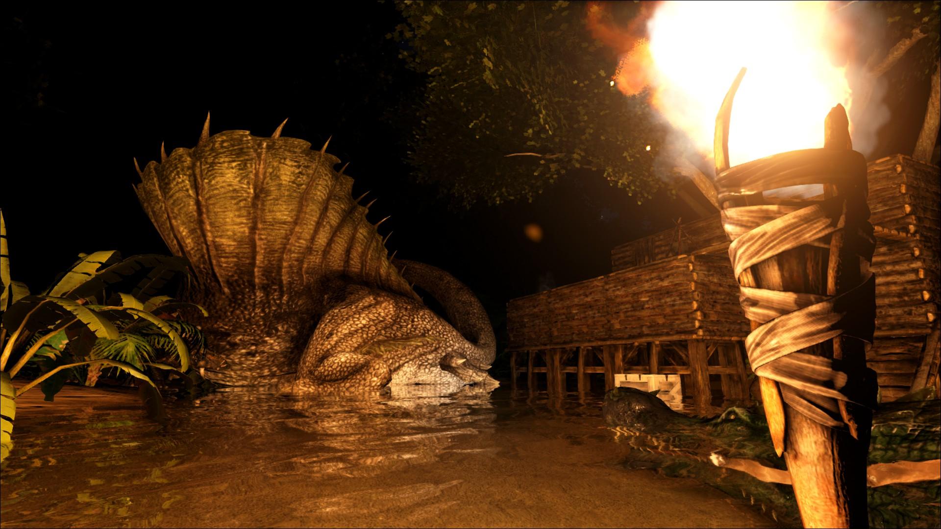 ARK: Survival Evolved RP   Environmental Griefing