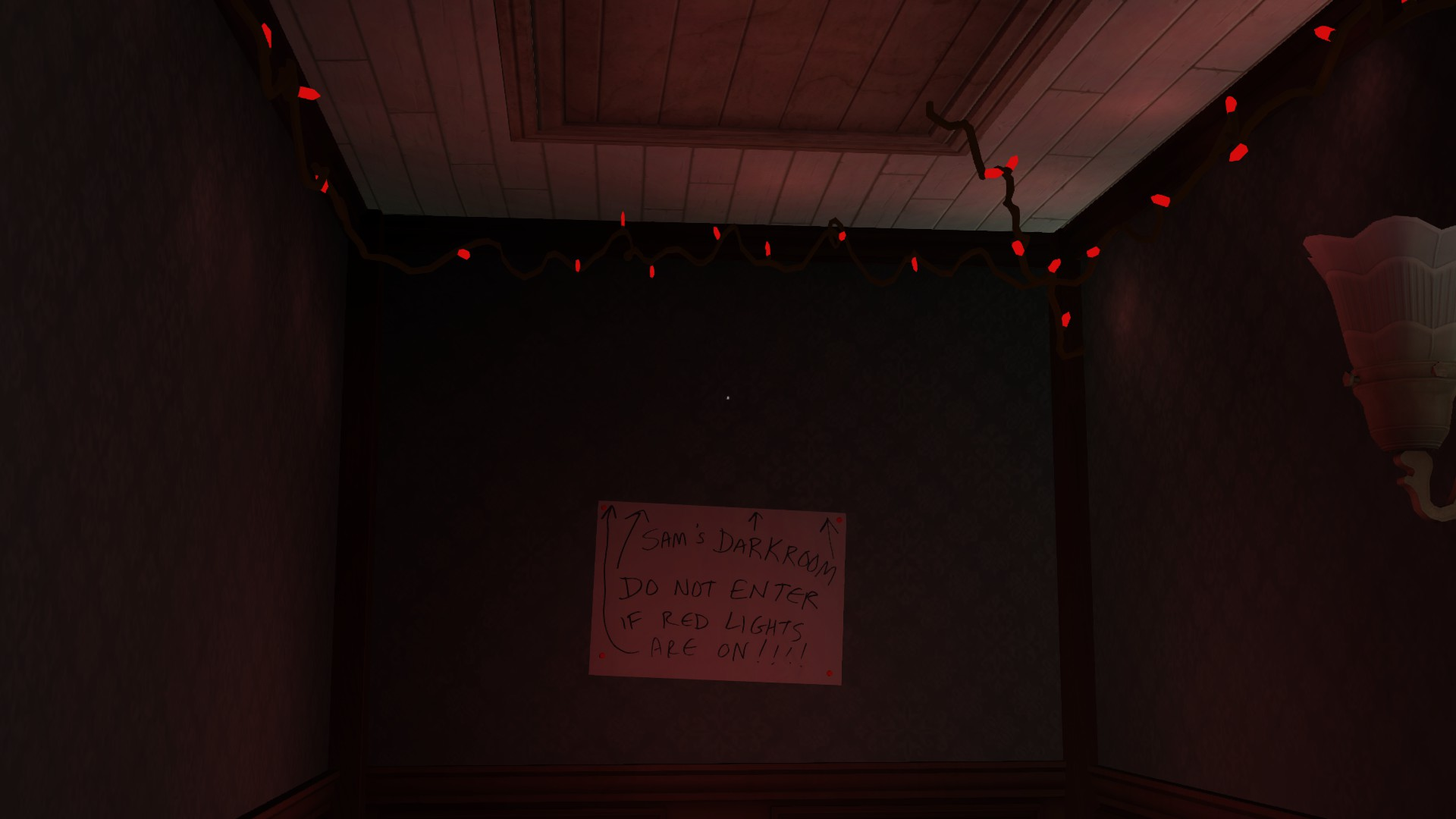 Gone Home Foyer Key : Communauté steam guide walktrough and combinations