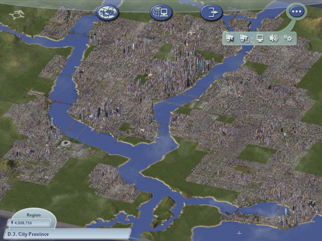 simcity 4 tutorial how to build a huge city