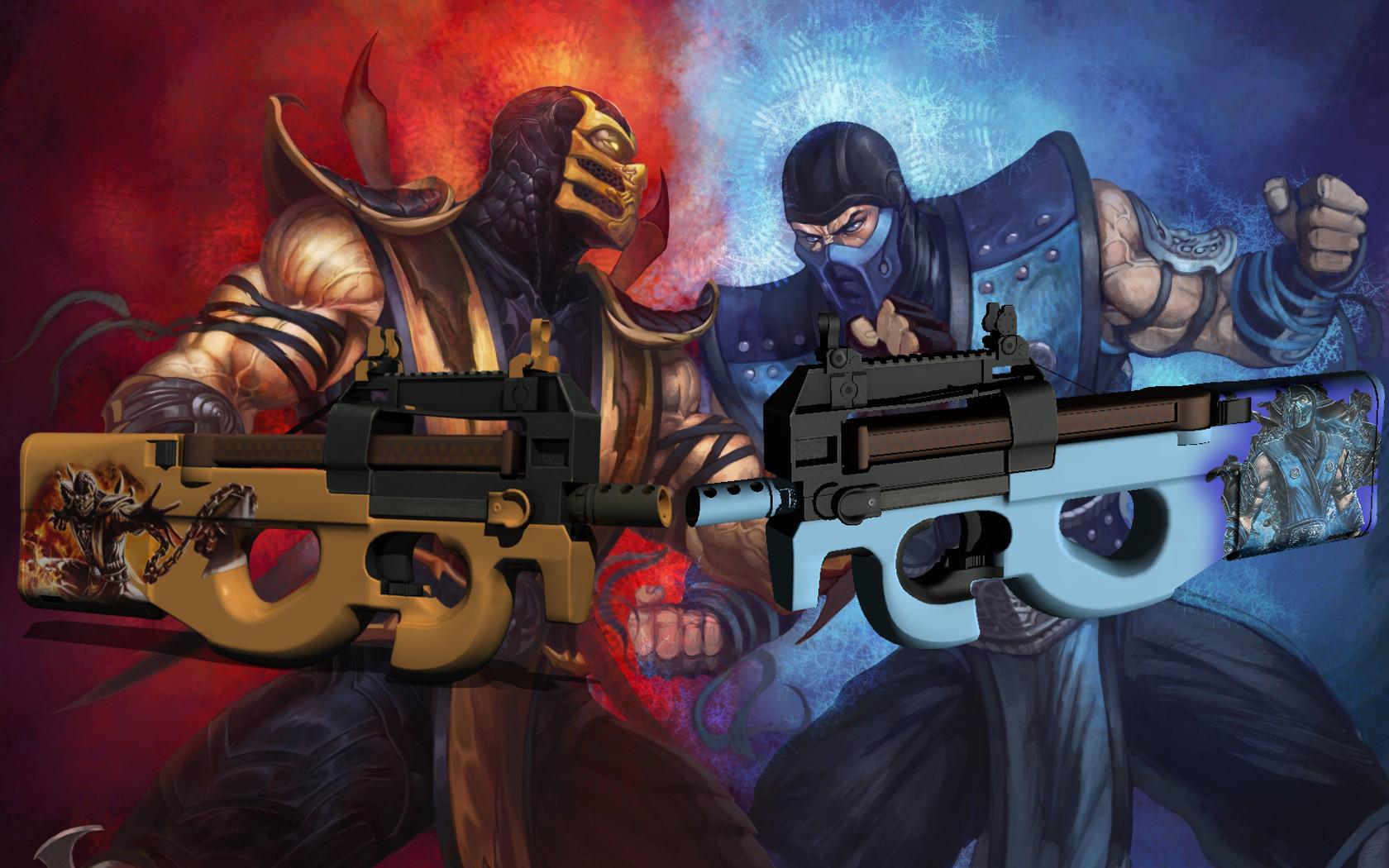 Steam Workshop :: Sub-Zero VS Scorpion - photo#6