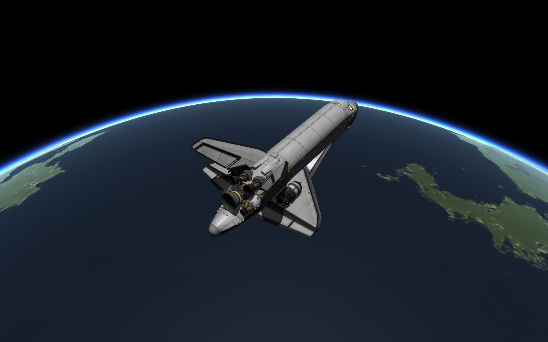 Nova Shuttle 1 0 2 The Spacecraft Exchange Kerbal