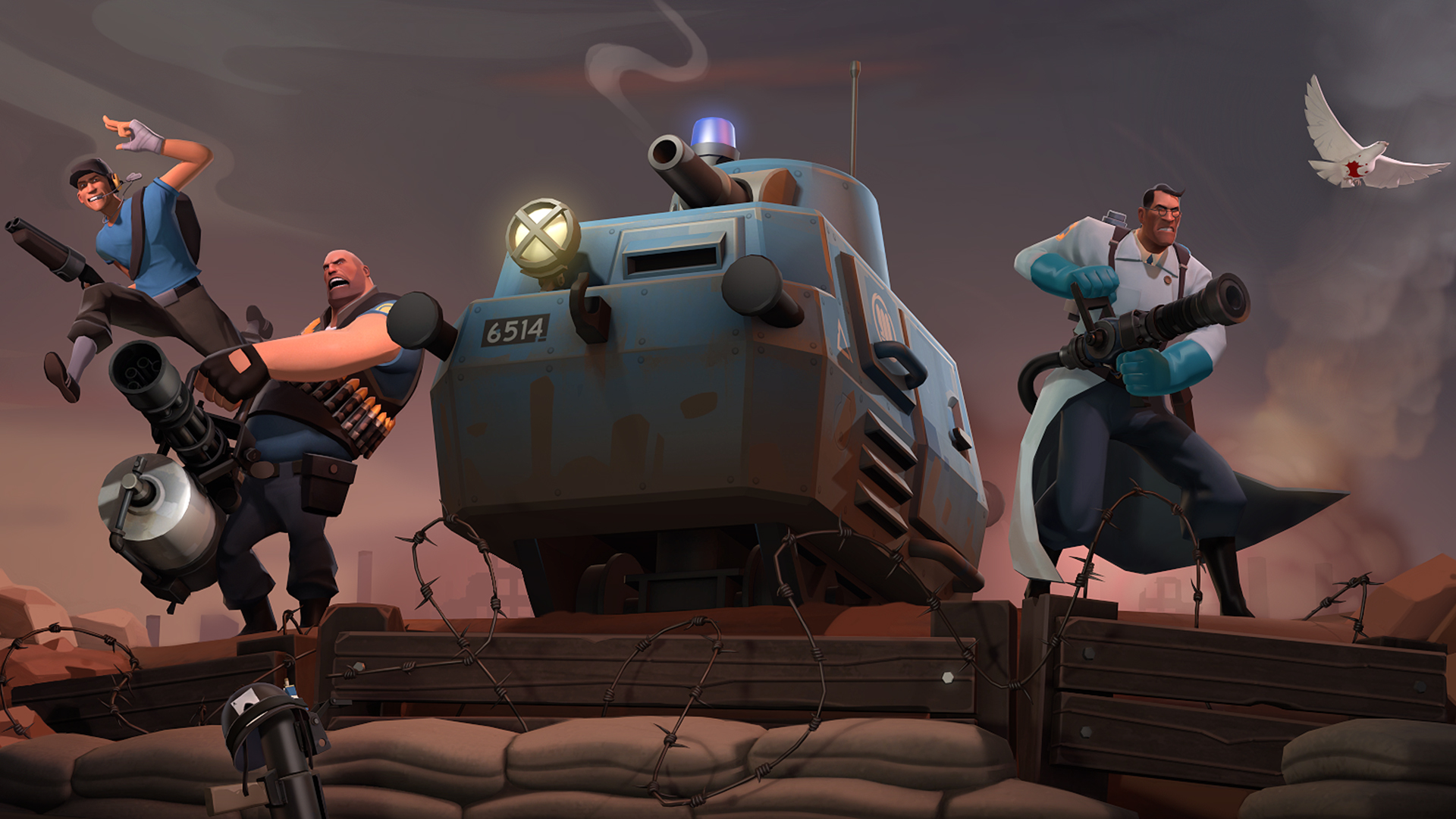 Team Fortress 2 Sfm And Gmods Favourites By Mighty355 On – Dibujos