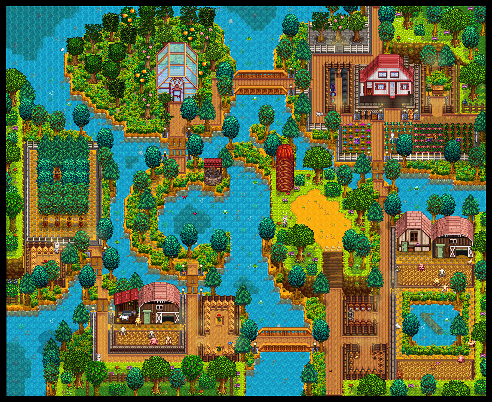 Stardew Valley |OT| Resting Under a Harvest Moon [Up: now on PS4] | Page 67 | NeoGAF