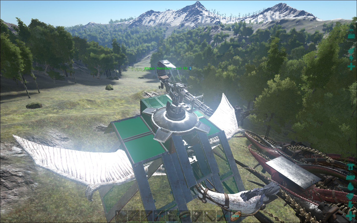 Ark because f you my other ride is a dinosaur page 165 after the night and a server reset the horde decided to move on malvernweather Choice Image