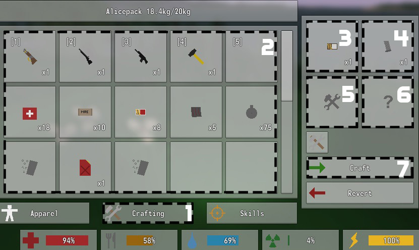 Steam Community Guide Unturned Crafting Guide 2 2 5