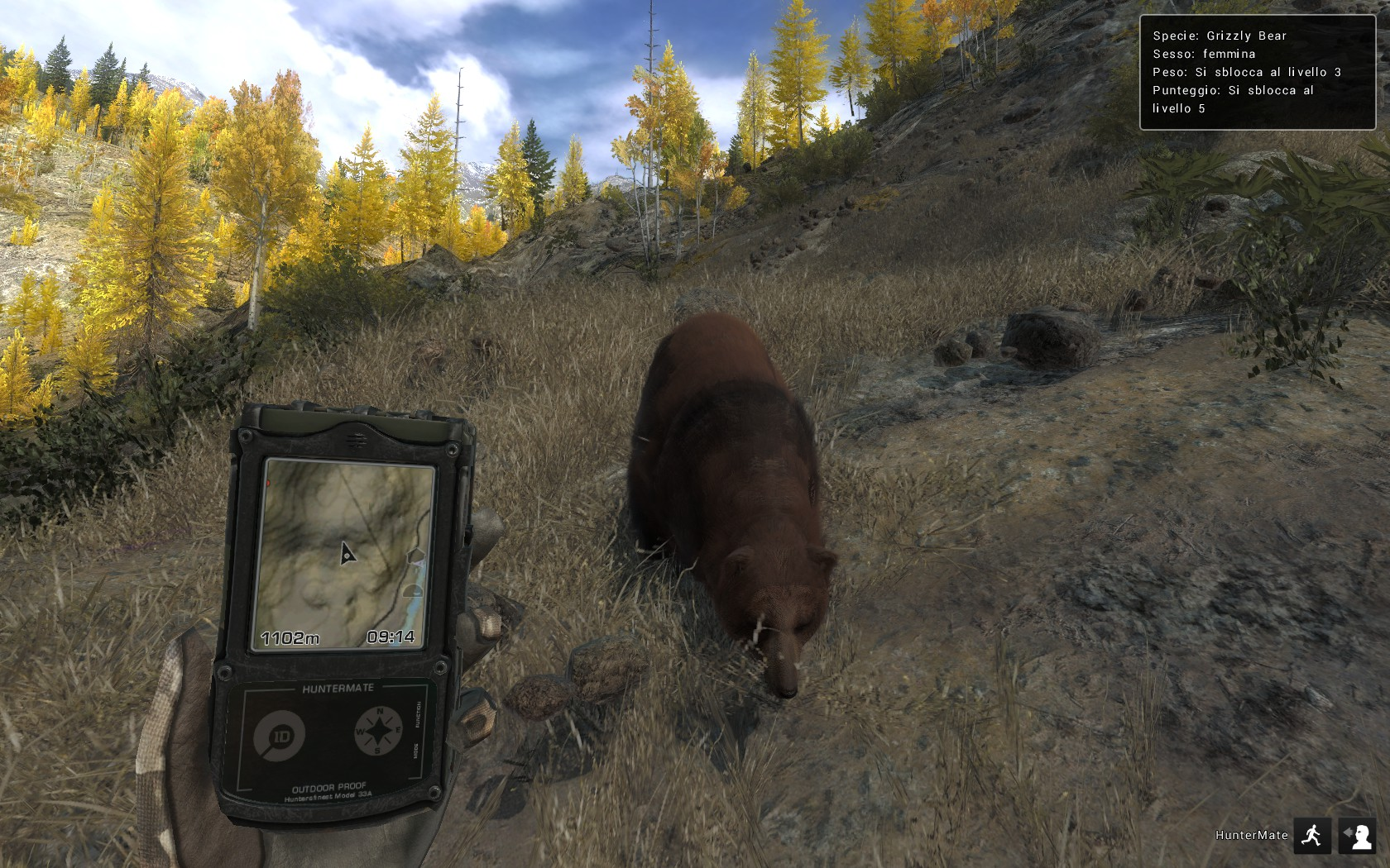 Grizzly Bear Attacchi e animazioni 6CD5963584D33840DFD0B2C8CAEAC0820DBA71F9