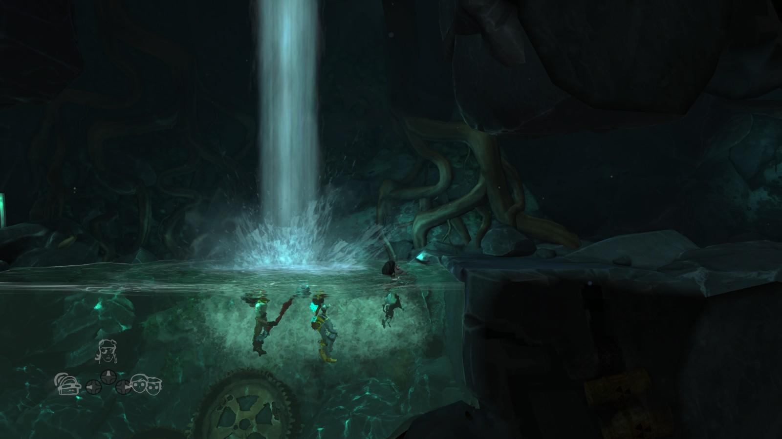 The Cave Walkthrough Time Traveler