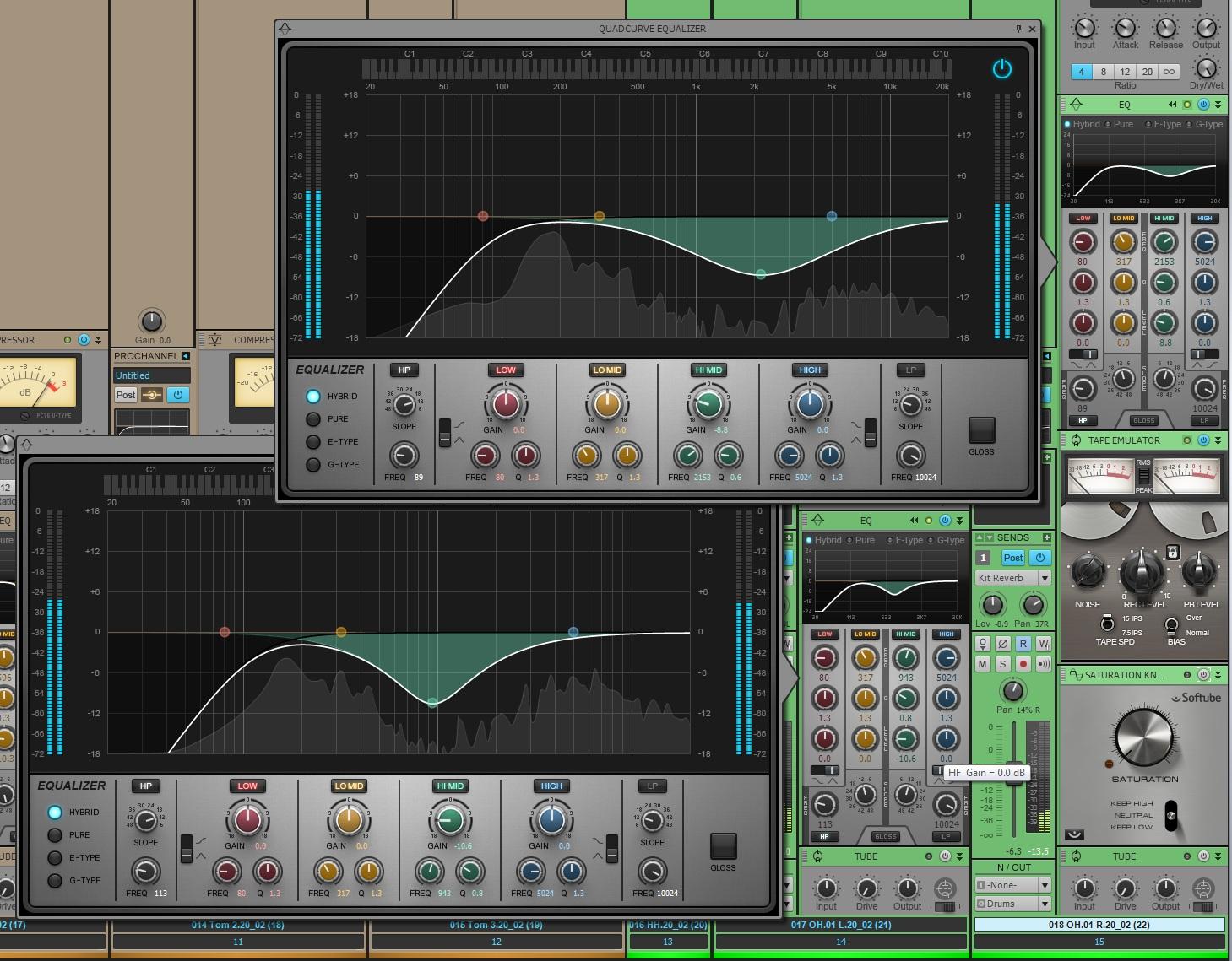 manual sonar x3