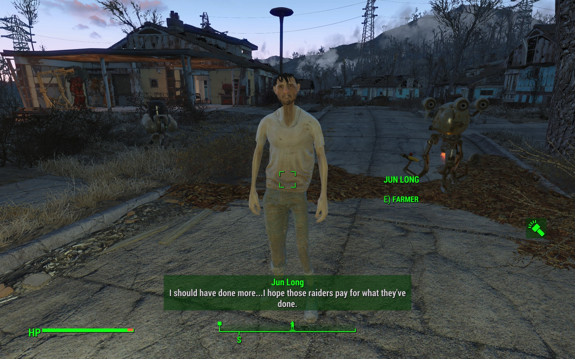 What mod is causing this deformity? :: Fallout 4 General