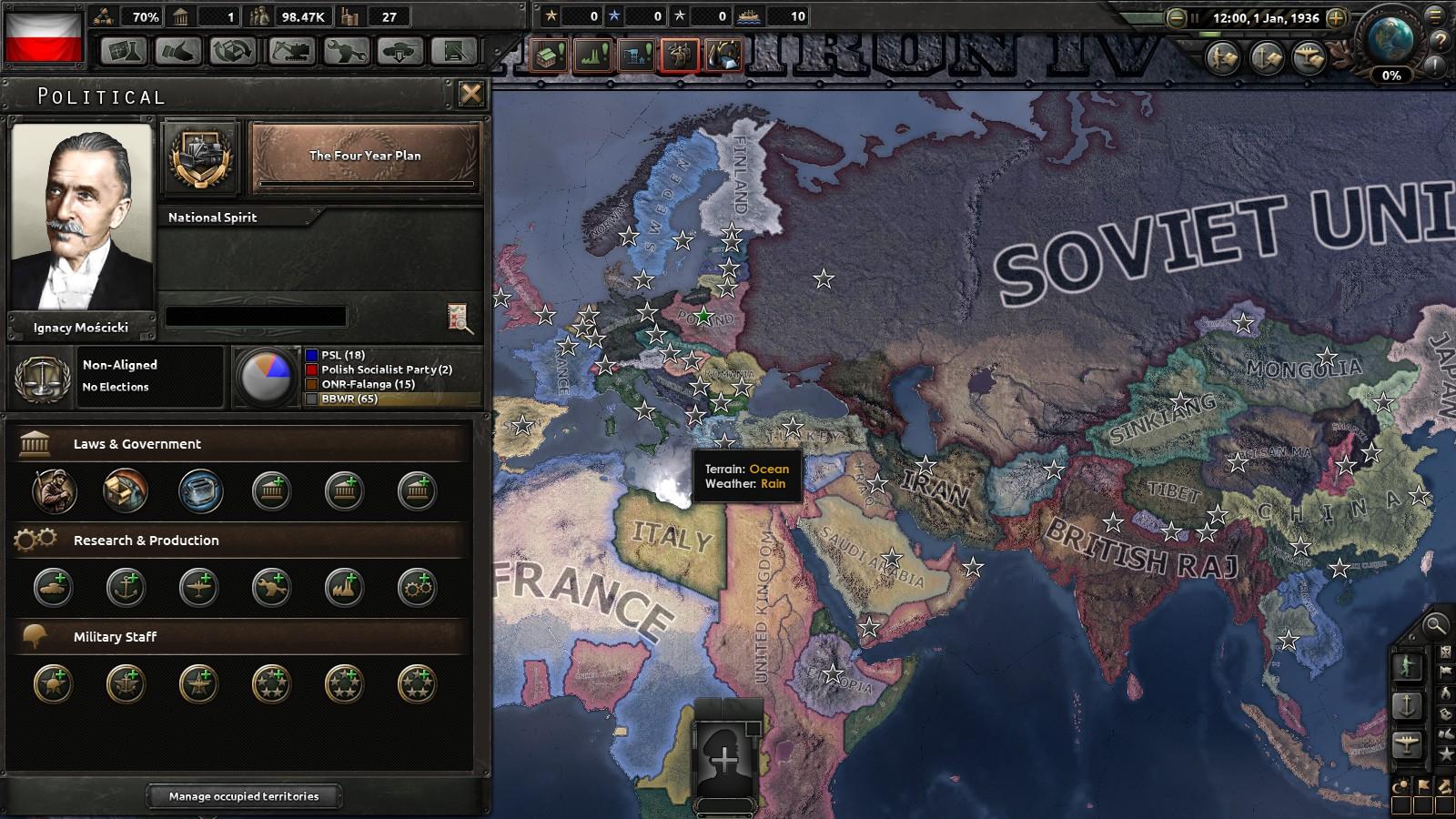 Gdańsk or War!! A Poland HOI4 AAR!! - Species ALRE Forums