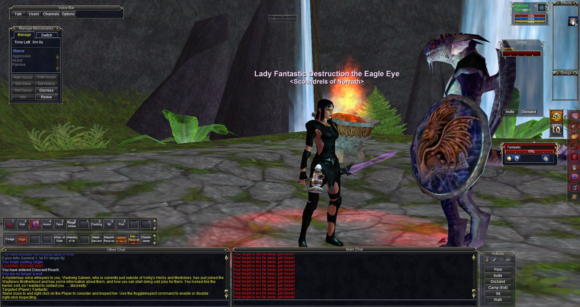 everquest how to make more chat windows