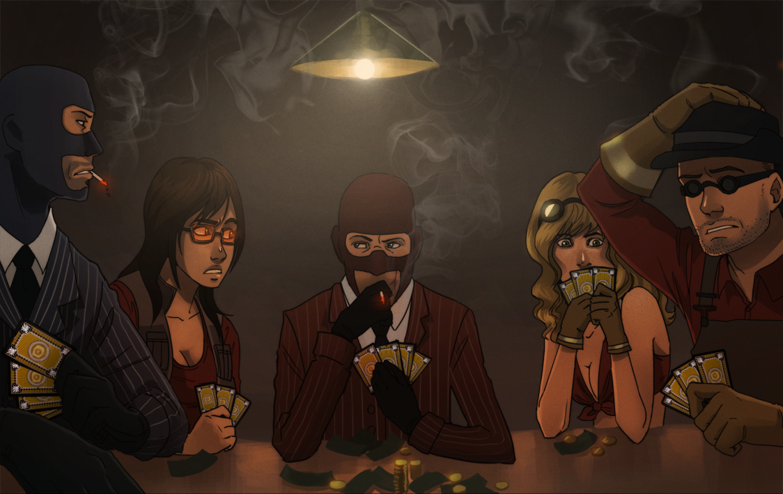 Poker night at the inventory tf2 items