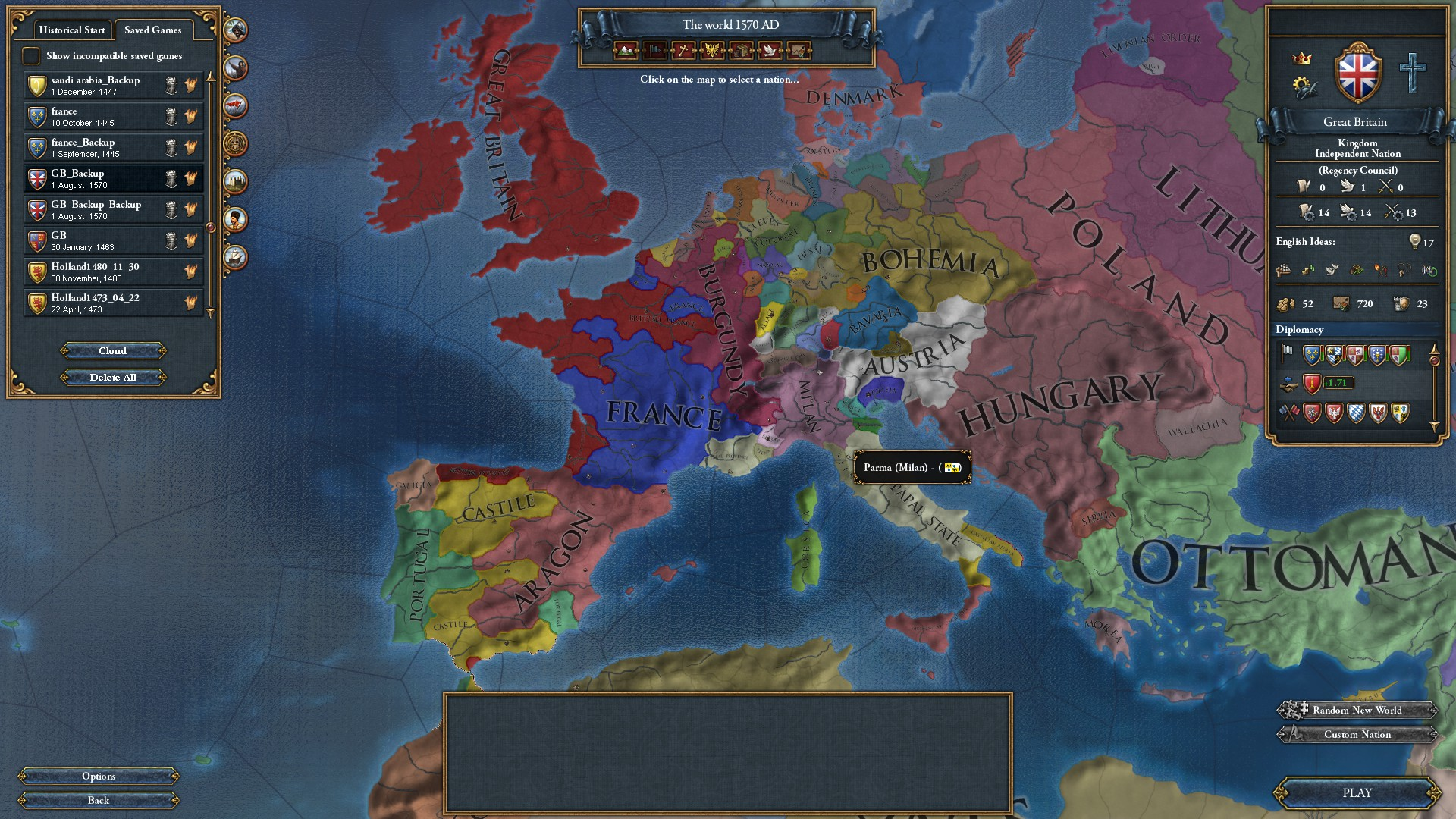 So any tips for playing England In EU4? | nebulous