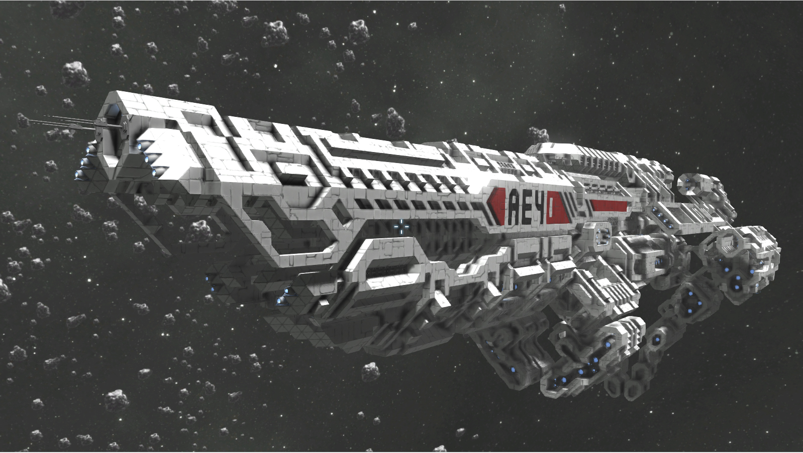 Space Engineers Building Ships On Planets