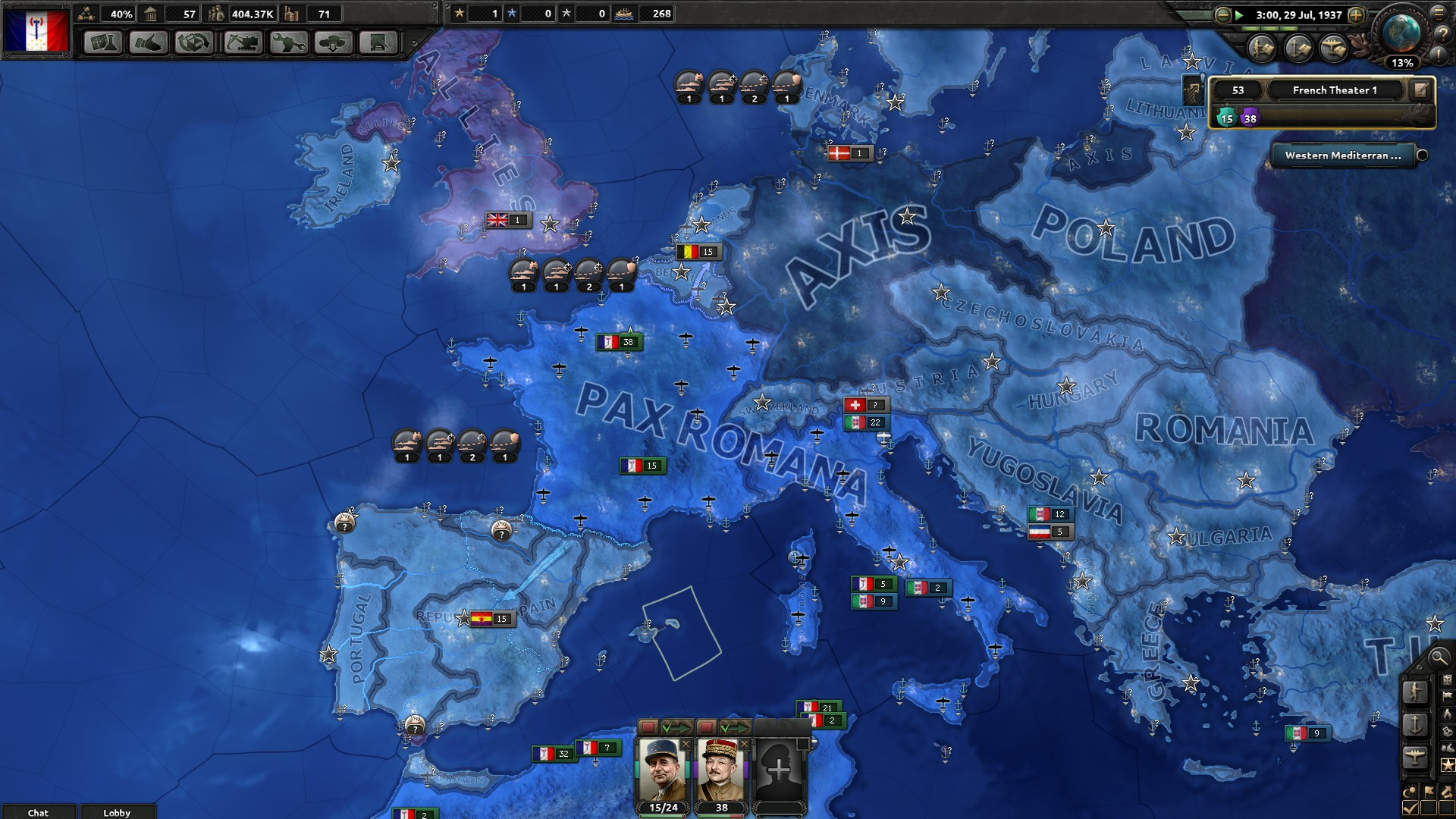 hearts of iron 4 how to change faction