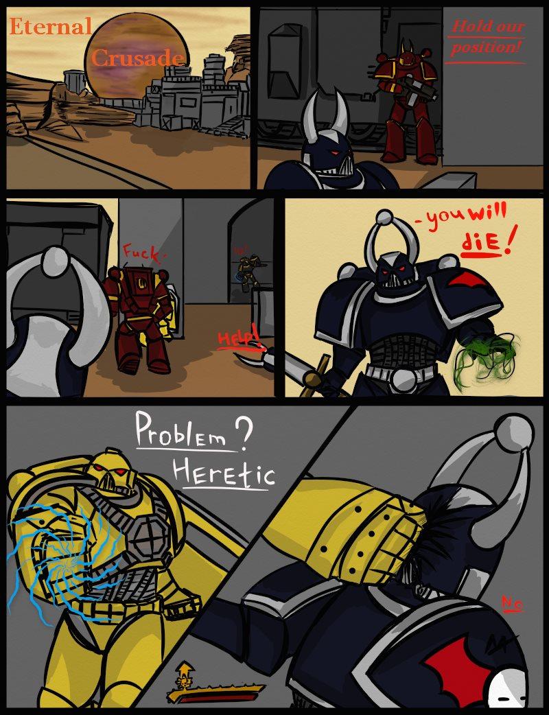 Warhammer 40k Memes   Page 483   Warhammer 40,000: Eternal ...